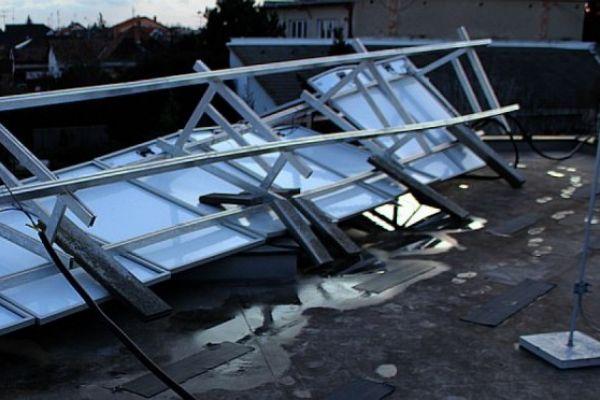 Aké nástrahy číhajú na solárne a fotovoltaické panely?