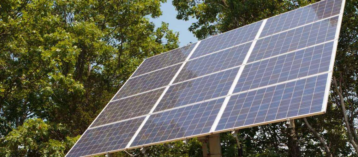 Ako funguje ostrovný fotovoltaický systém?