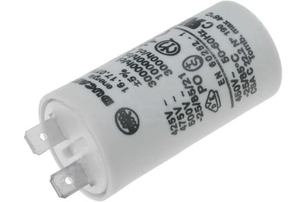 Ako vybrať vhodný rozbehový kondenzátor pre elektromotor