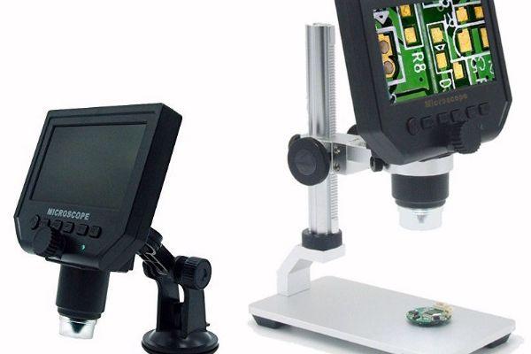 G600 LCD mikroskop