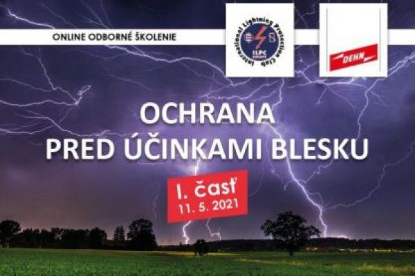 ILPC Ochrana pred účinkami blesku.
