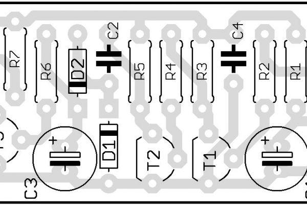 Jednoduchý tester IR diaľkových ovládačov