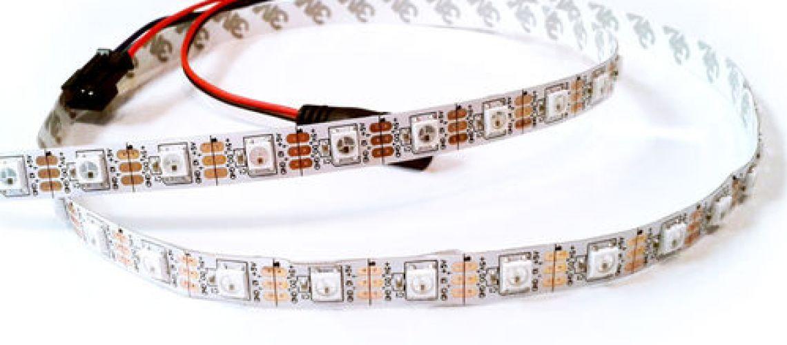 LED pásiky - všetko čo potrebujete vedieť
