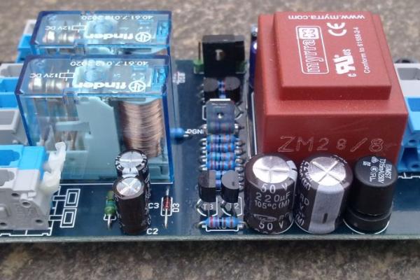 Modul Speaker Protect V2.0 STEREO - ochrana reproduktorov pre audio zosilňovač