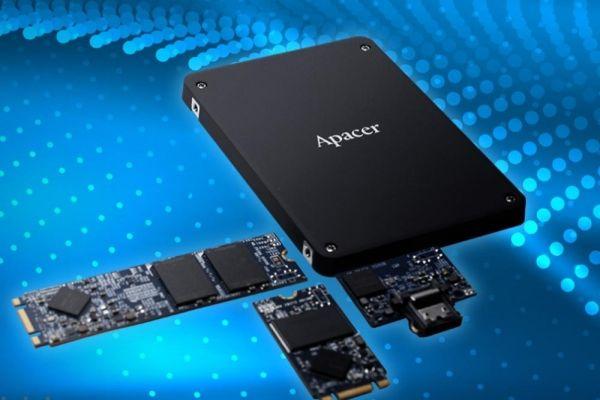 Napredujte s novými technológiami Apacer