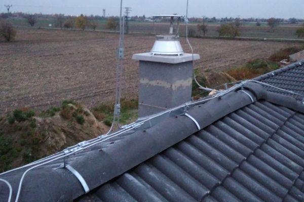 Ochrana pred účinkami atmosférickej elektriny
