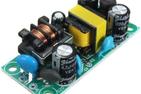 Pulzný zdroj pevného napätia YS-5V1ASZD 5 V DC