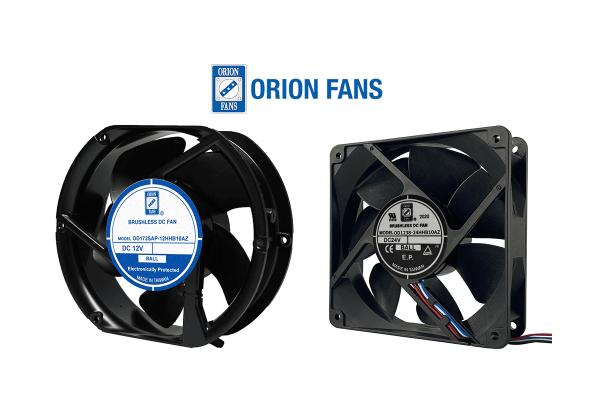 Reverzibilné ventilátory od spoločnosti Orion