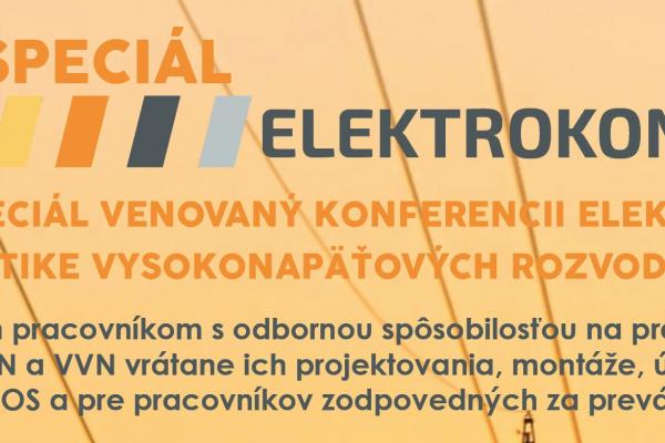 Spoločnosť ELEKTRO MANAGEMENT vydáva časopis