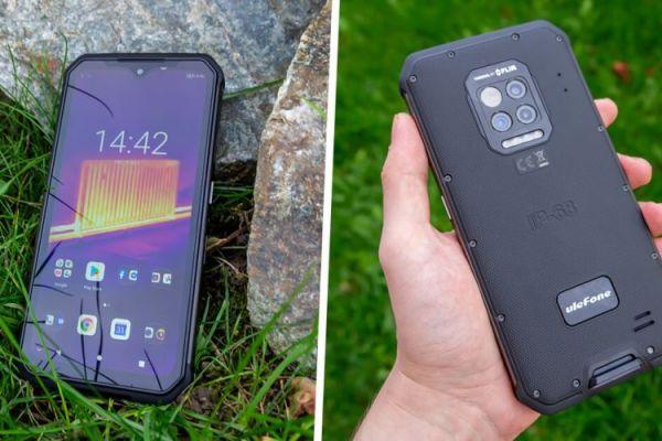 Ulefone Armor 9 - mohutný, obrnený a odolný Android smartfón s termokamerou